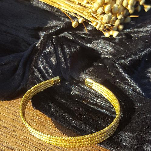 Bracelet fin 4 tiges