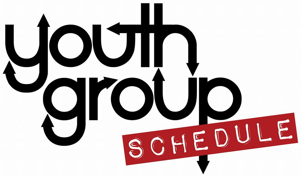 NLBC Youth Group Schedule!