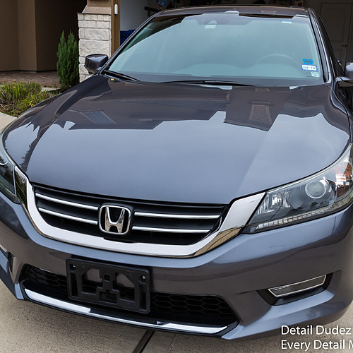 Honda Accord - Complete Detail