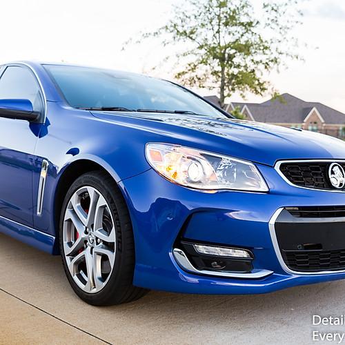 Holden-Ultimate New Car Prep