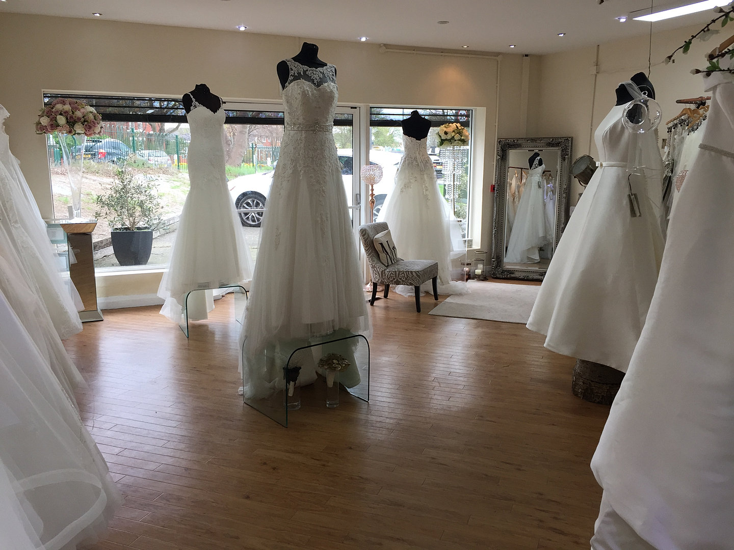 Wedding Dresses Liverpool Merseyside The Wedding Rooms