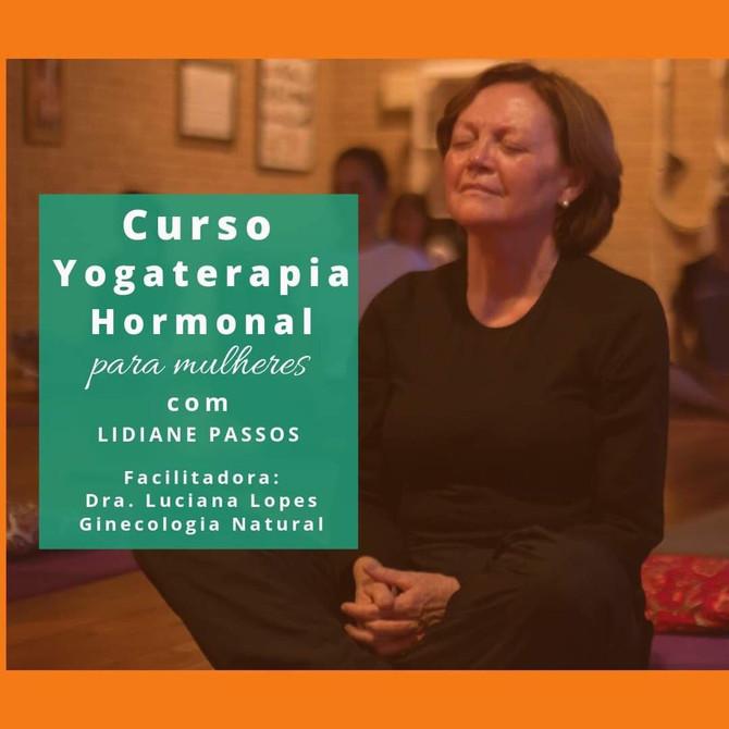 Curso Yogaterapia Hormonal para mulheres