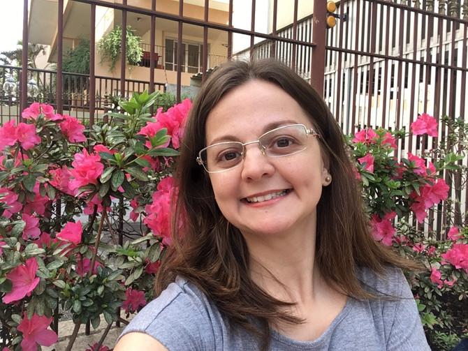Depoimento de Liliane Alevato - uma irmã-linda-querida-Mulher Viva