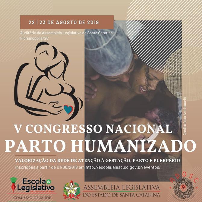 V Congresso Nacional Parto