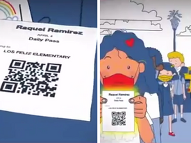 LA Schools To Launch Microsoft COVID-Tracking App So Children Can Attend Classes