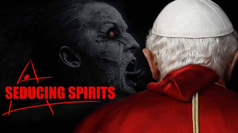 Anti-Christ Spirit: Pope endorses civil union laws for same-sex couples