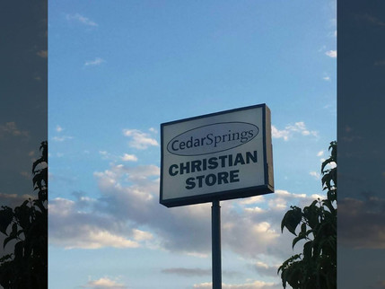 "Christian Bookstore says Newspaper Rejected it's Ad Over using the Word ""Christian"""