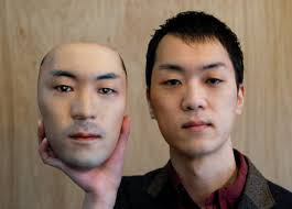 Creepy! Japanese shop 'buys' real faces and turns them into masks