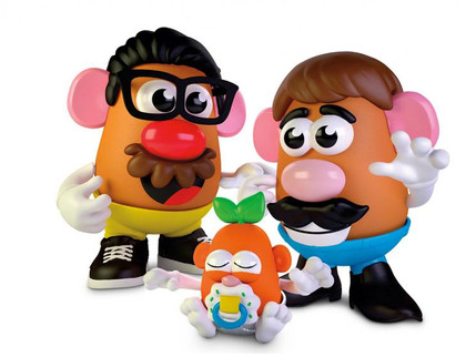 A Transgender Mr. Potato Head? Hasbro's Classic Plastic Toy Goes Gender Neutral