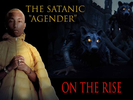 "The Satanic ""Agender"" is on the Rise: Sign of the Times"