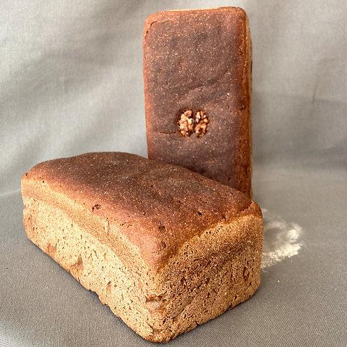 Ekşi Mayalı Tam Çavdar Ekmeği