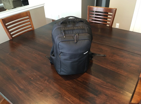 Review: InCase ICON Slim backpack