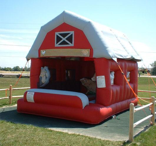 Barn Bounce House