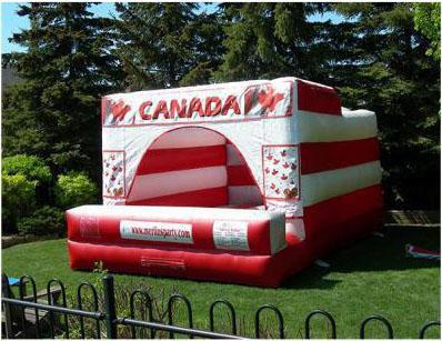 Canada Bounce House