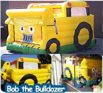 Bob the Bulldozer