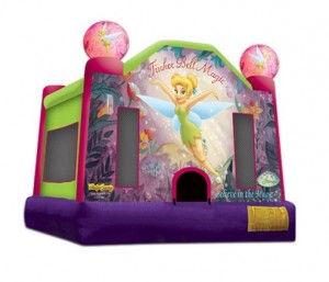 Tinker Bell Bounce House