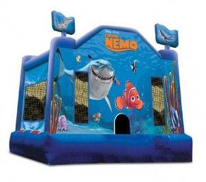 Nemo Bounce House