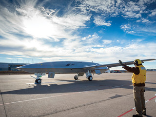 Boeing Testing Unmanned Refueling Vehicle