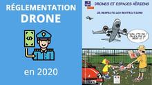 Nouvelle réglementation européenne des drones pour 2020