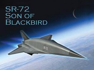 SR72, le digne héritier du SR71....?