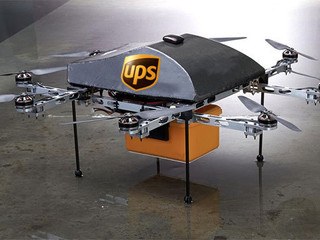Drones de pharmacie: UPS transmettra les ordonnances CVS aux clients américains