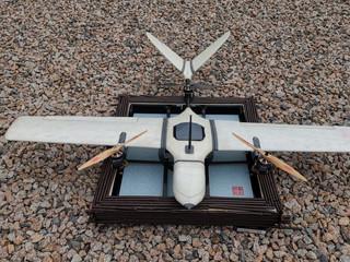 Présentation du nouveau drone Heisha !