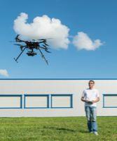 Architecture et archéologie : savoir piloter un drone