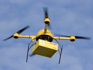 Des drones pour décongestionner les villes?