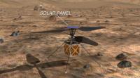 La Nasa planche sur des drones compagnons pour ses robots martiens