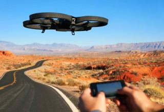 La déprime du monde du drone grand public
