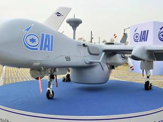 Drones: la filière israélienne marque des points à l'export
