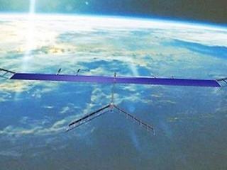 Bientôt des drones stratosphériques pour l'armée ?
