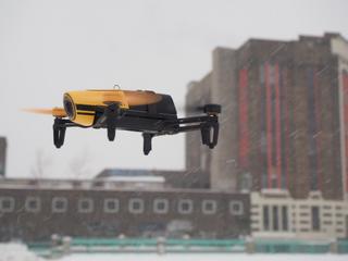 Les drones, un domaine d'avenir, selon des experts