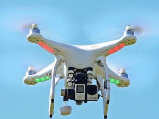 Une superbe histoire qui finit bien, grâce à un drone.