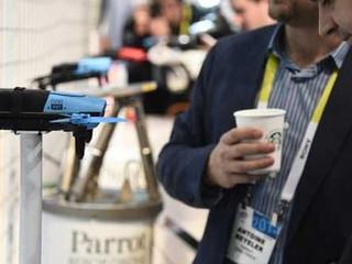 CES 2015 : des drones à tout faire