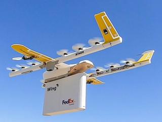 Nouvelle avancée de FedEx Express dans la livraison par drone