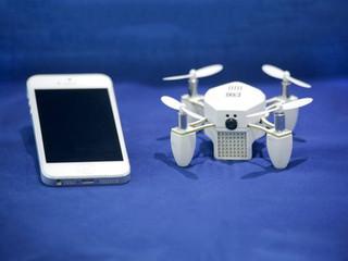 ZANO, le nano drone à selfie