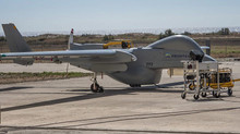 The Israeli unmanned aerial vehicle helping to secure European borders
