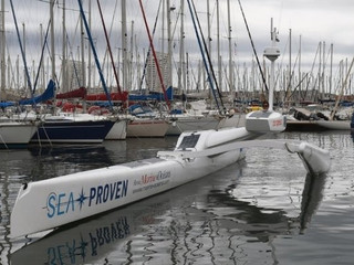 Un drone marin pour protéger les cétacés