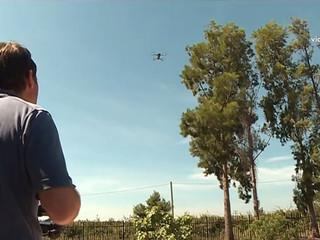 Plaine orientale : un drone « intelligent » pour adapter le travail sur les exploitations agricoles