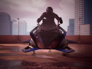 The Speeder Prototype Is Coming Soon
