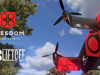 Freedom Drone Sports and LuGus Studios Partner