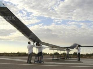 Un drône solaire chez Airbus