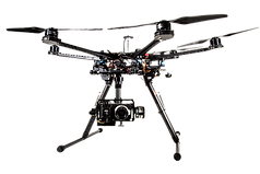 centrale drone
