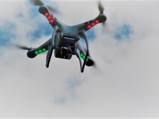 Airport Tries New Model of UAV Control