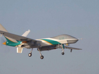 China's first weather-control UAV deployed for artificial precipitation
