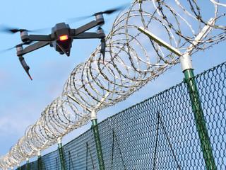 """Skylock, un """"super drone"""" capable de prendre le contrôle d'une armée de 200 drones hostiles"""