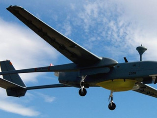 Indian Navy's Heron Drone Crashes Due To Engine Failure