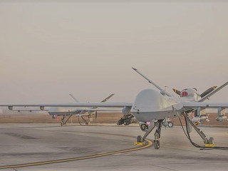 A Reaper UAV shot down another drone last year in first known unmanned air-to-air kill