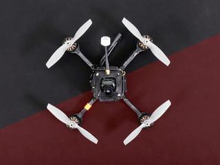 Le drone le plus rapide du monde flashé à 288 Km/h